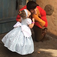 Florida mom makes costumes for her daughter to wear to Disney ... and they're adorable