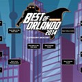 Best of Orlando new category bracket – FINAL ROUND!!