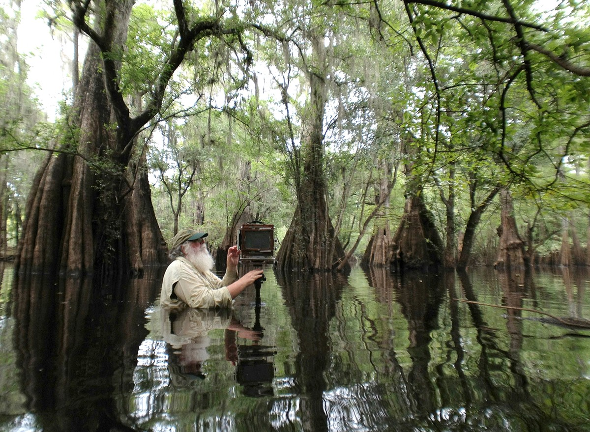 clyde_butcher_photographing_in_florida_swamp.jpg