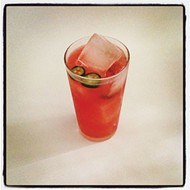 Cocktail recipe: Spicy tequila cup