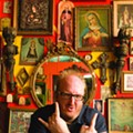 Comedian Brian Posehn appears at Backbooth Thursday