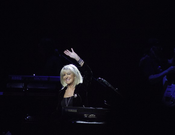 Fleetwood Mac at Amway Center - CHRISTOPHER GARCIA