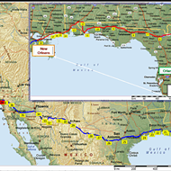 Congress revives talks of funding passenger rail from Orlando to New Orleans