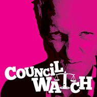 COUNCIL WATCH: Liveblogging your city at work, because somebody ought to