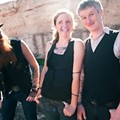 Country string band the Devil Makes Three tonight at the Social