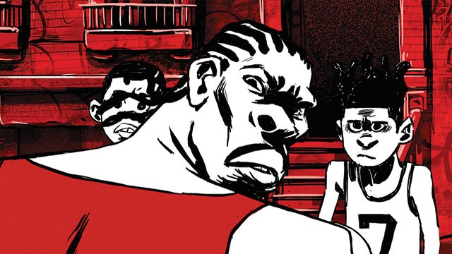 'Crime, The Animated Series,' part of the Manhattan Short Film Festival