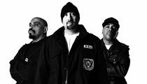 Cuban/Latino hip-hop group Cypress Hill tonight at The Plaza Live