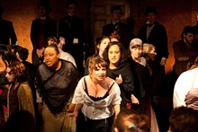 Curtain Call: GOAT's last production at Cherry Street was its musical production of Jekyll & Hyde