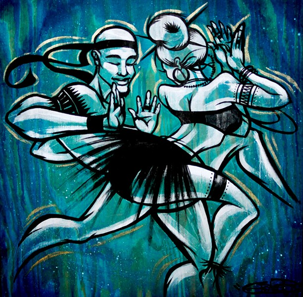 'Dance Ritual' - GRACE BIO