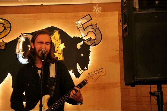 Daniel Hanson at Beth McKee's First Thursdays Songwriter Series - ASHLEY BELANGER