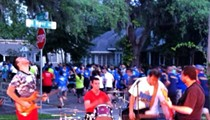 Decades in Spain records music video amidst IOA corporate 5k run