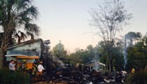 Despite devastating fire, Wekiva Island owners say popular bar/marina will be open for business tomorrow