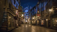 UNIVERSAL ORLANDO - Diagon Alley
