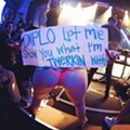 Diplo plans to break a twerk world record at Electric Zoo