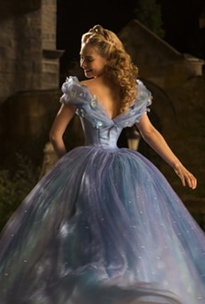 Disney's 'Cinderella' is worth the $10, despite its nauseating cutesiness