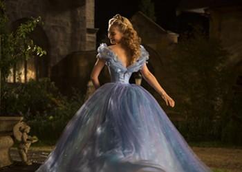 Disney's 'Cinderella' is worth the $10, despite its nauseating cutesiness