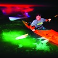 Do me, Orlando: Bioluminescent kayaking the Mosquito Lagoon
