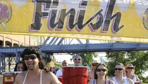 Do you like beer? Do you like running? Then head to the Tap 'N' Run 4K