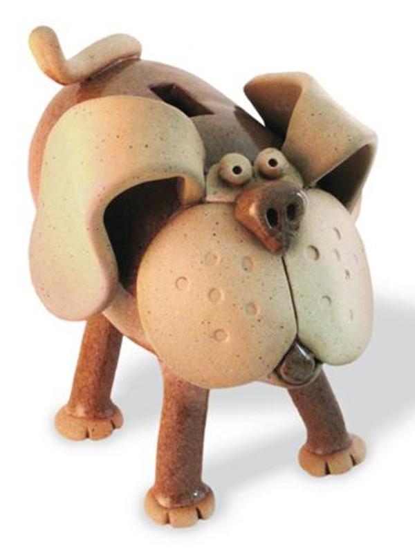 'Dog Bank' by Lisa Frasier