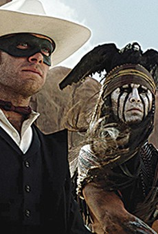 Don't write off 'The Lone Ranger'