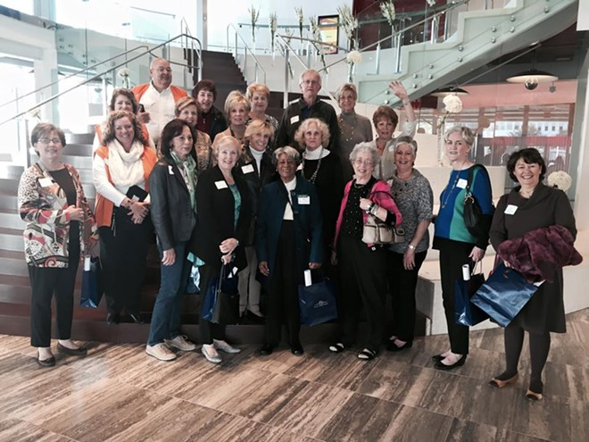 A docent-led Curiosity Tour of the Dr. Phillips Center for the Performing Arts - IMAGE VIA DR. PHILLIPS CENTER FACEBOOK PAGE