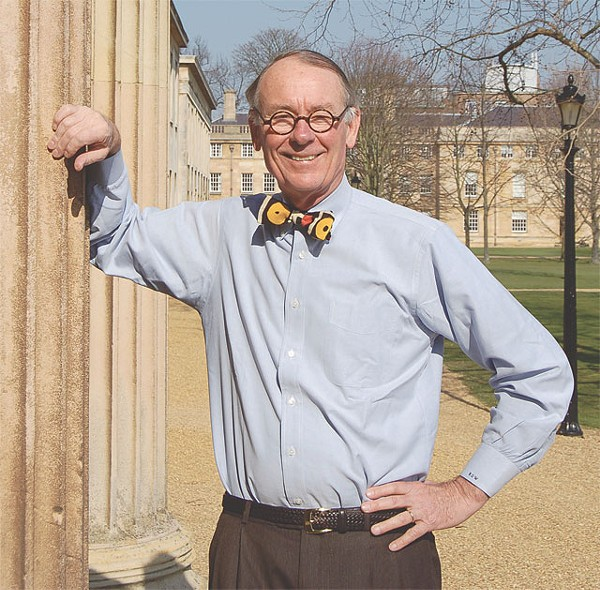 Dr. Richard Guy Wilson lectures on Edith Wharton Wednesday