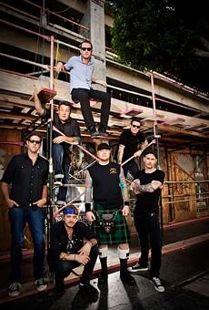 Dropkick Murphys make rowdy return after concept album