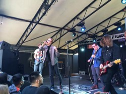 Eagulls at SXSW 2014