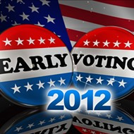 Early voting in Florida starts Oct. 27
