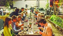 East End hosts an outdoor harvest dinner