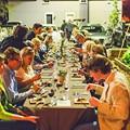 East End hosts an outdoor harvest dinner