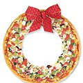 EDIBLE CHRISTMAS WREATHS
