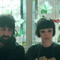 Electronic duo Crystal Castles bring their notable live show to the Beacham