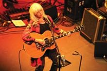 ASHLEY BELANGER - Emmylou Harris