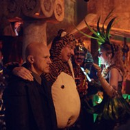 Enzian screening Terry Gilliam's The Zero Theorem as part of the Meet the Filmmaker series