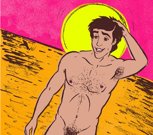 Ever wanted to see a Disney Prince's dick? Here you go! (NSFW, obvs)