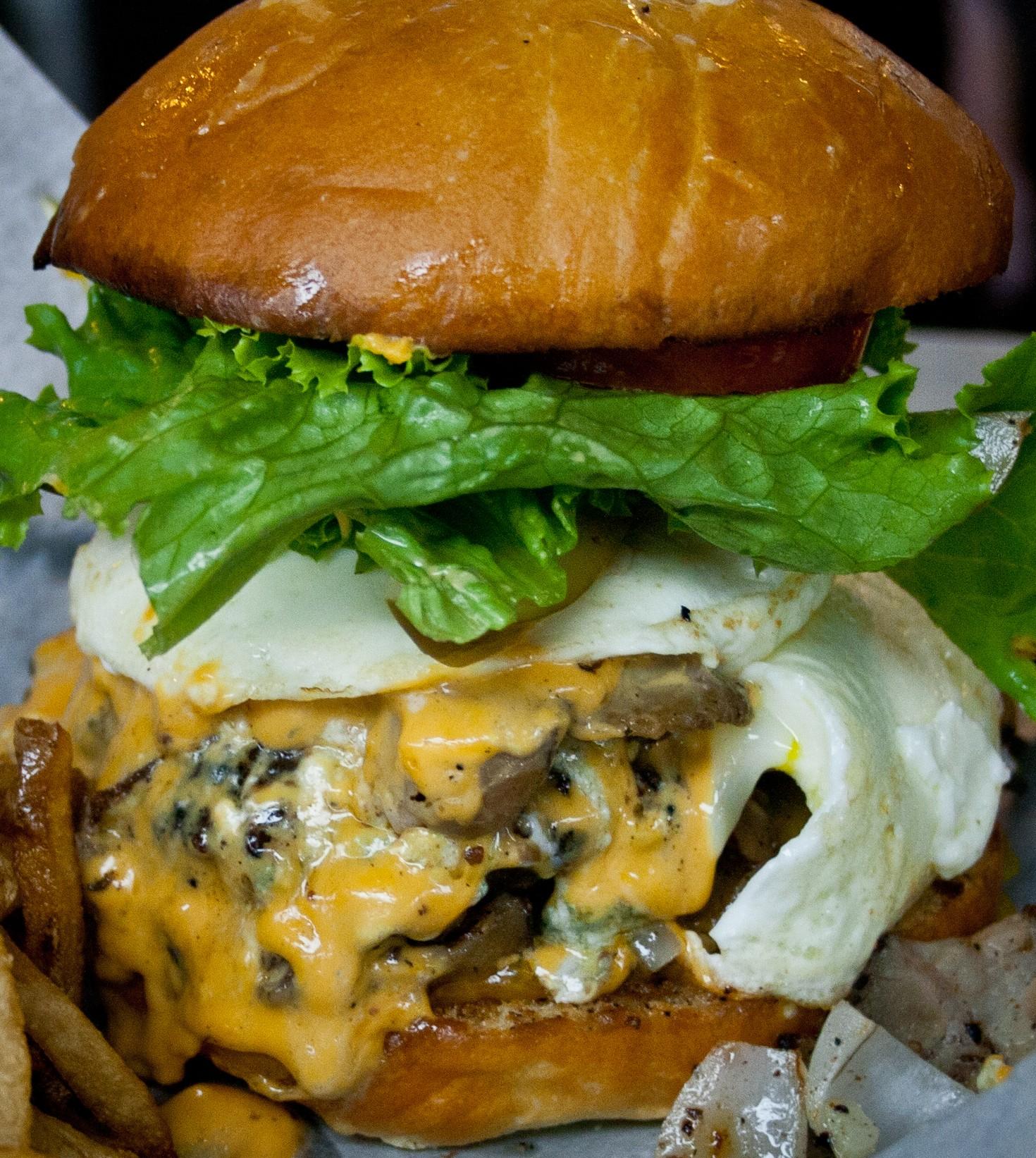 Fatass burger from Oblivion