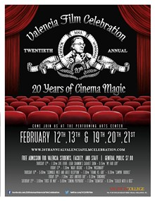 Film Celebration Flyer