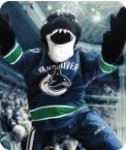 Fin of the Vancouver Canucks