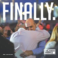 Finally. Same-sex marriage comes to Orlando with a glorious flourish