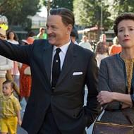 """First Trailer Released for """"Saving Mr. Banks"""" Starring Tom Hanks as Walt Disney"""