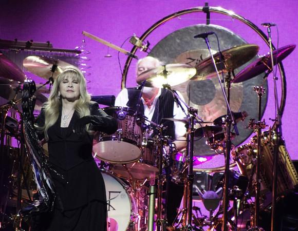Fleetwood Mac at Amway Center - CHRISTOPHER GARCIA