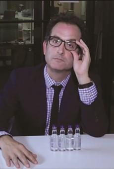 Florida Film Festival review: 'The Desk'