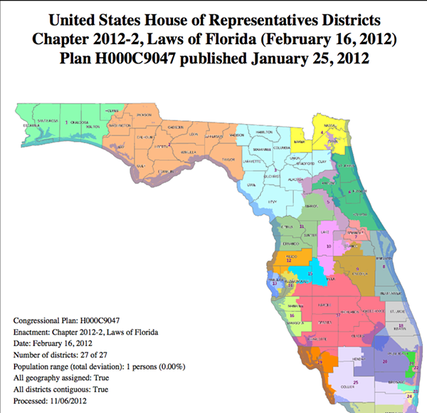 Florida House Districts 8