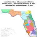 Florida legislators have two weeks to create new redistricting map