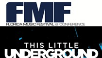 Florida Music Festival dates announced, including a rad This Little Underground showcase