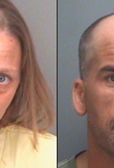 Florida parents arrested for bribing kids with cocaine to do chores