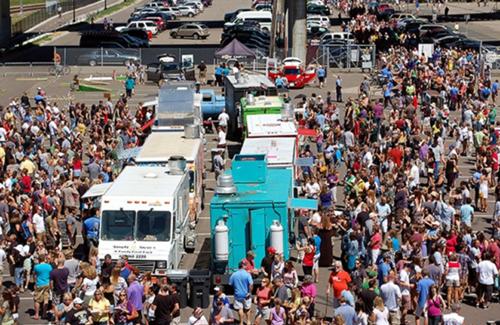 Food Truck Wars