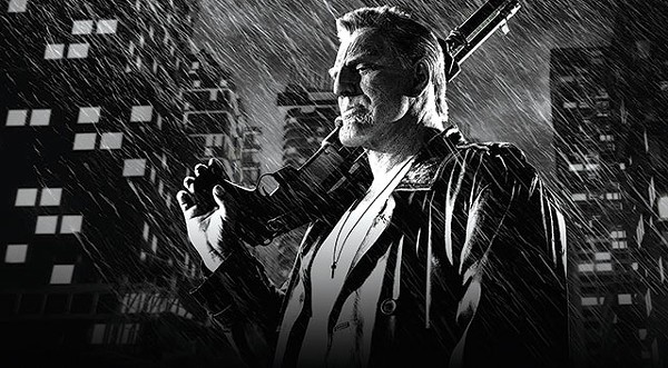 'FRANK MILLER'S SIN CITY: A DAME TO KILL FOR'