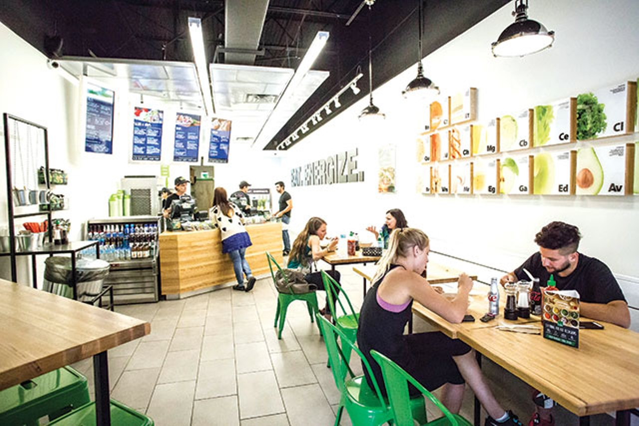 Freshii reminds you that you are what you eat   Restaurant Review ...